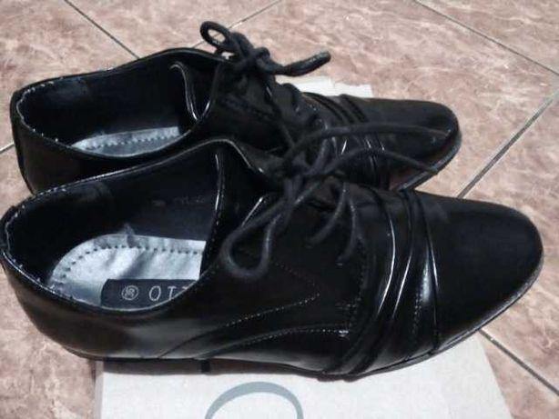Buty komunijne na chłopca