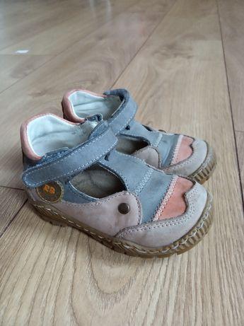 Buty dziecięce trzewiki RenBut