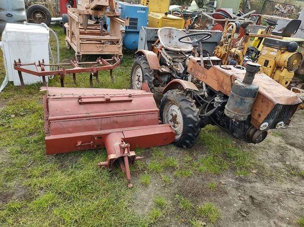 traktorek TZ4K14 ciągnik rolniczy ogrodowy komunalny