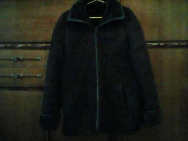 Мужская зимняя куртка-дубленка 54-56 р.