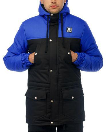 Куртка парка зимняя зима Ястребь