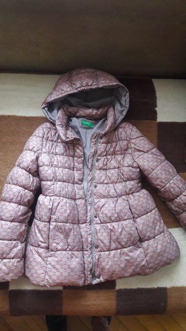 Куртка на девочку деми