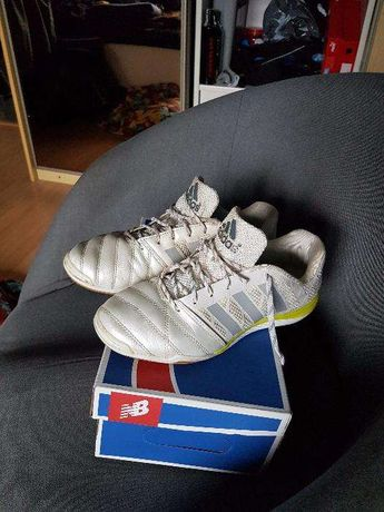 Adidas Adiprene futsal białe!