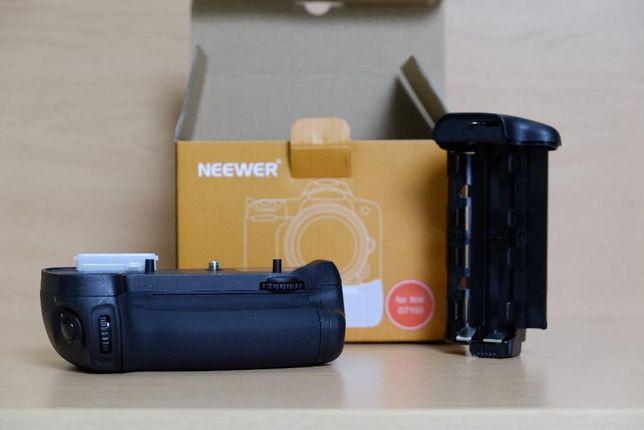 Punho / Grip Nikon D7100 D7200 D7500 D7600 e BATERIAS EN-EL15