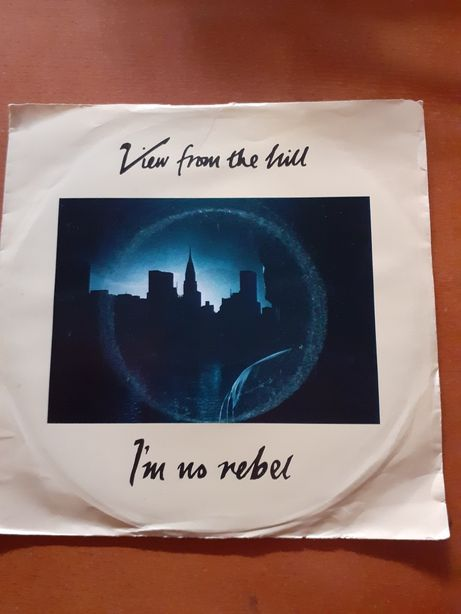 VIEW FROM THE WILL - I' m a Rebel- vinil single disco
