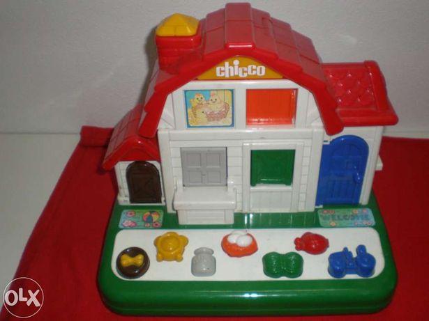 Brinquedo da Chico