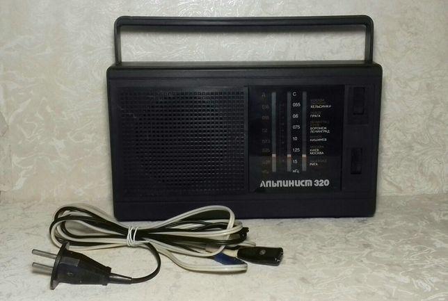Радиоприемник Альпинист 320 Рабочий