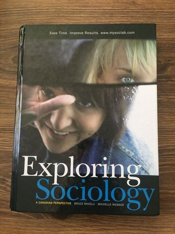 "Książka ""Exploring sociology. A Canadian perspective"""