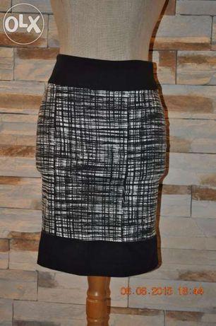 Прямая стильная юбка-стрейч BODYFLIRT от BONPRIX