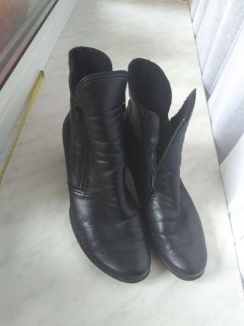 Сапожки женские Ботинки. Полусапожки женские 38р