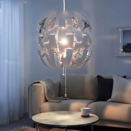 Ikea Lampa PS 2014 Srebna 52 cm Nowa