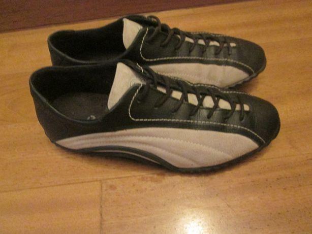 Buty damskie sneakersy skórzane _ECCO LIGHT_rozmiar 39