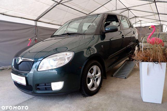 Škoda Fabia 1.4 MPI, auto jak nowe, Gwarancja, gotowa do rejestracji
