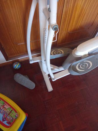 Bicicleta estática e Elíptica