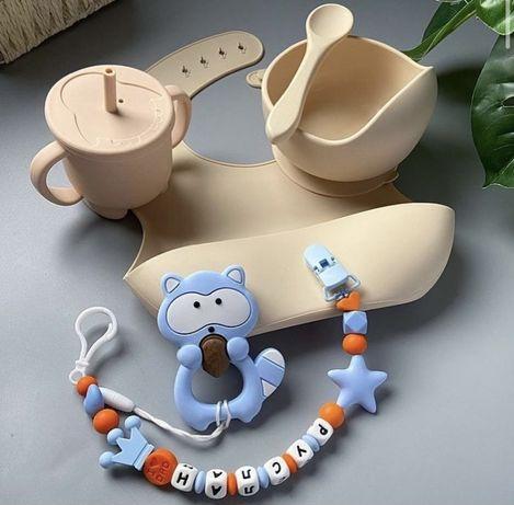 Дитячий посуд та гризунці