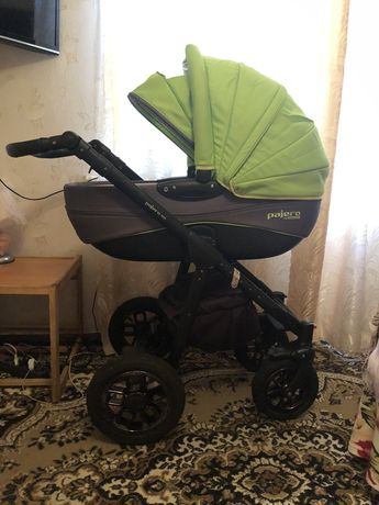 Продам коляску Adamex Pajero 2 в1.
