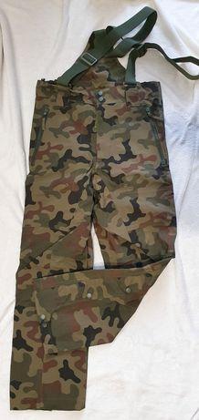 Spodnie ubrania ochronnego GORE-TEX roz. S/R wz. 128Z/MON r.2019