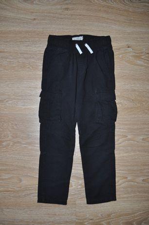 Стильные джинсы брюки на резинке мальчику от h&m