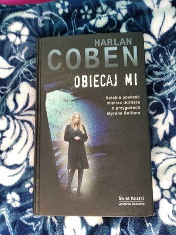 """""""Obiecaj mi"""" Harlan Coben"""
