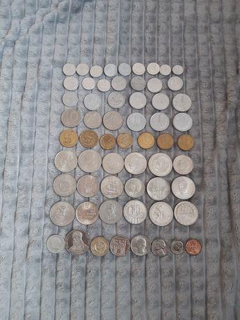 Stare monety kolekcja