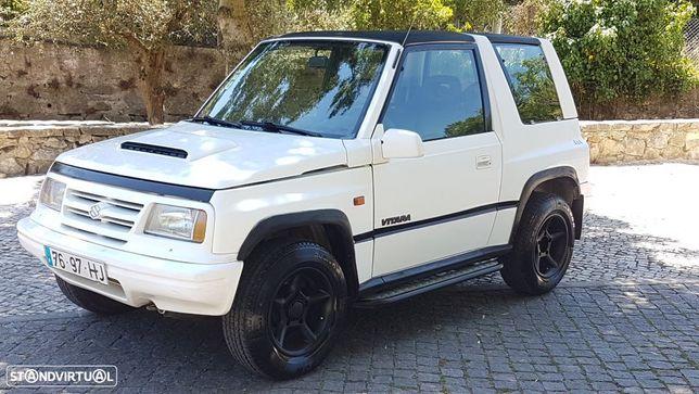 Suzuki Vitara 1.9 TD JLX