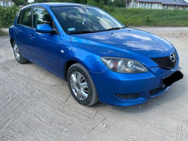 Mazda 3 1.8benzyna+gaz