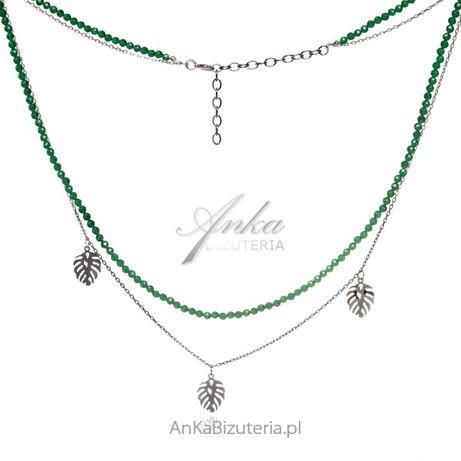 ankabizuteria.pl yvon bizuteria Biżuteria srebrna bursztynowa - Srebrn