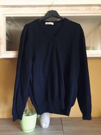 Stylowy czarny Sweter | Rozmiar M