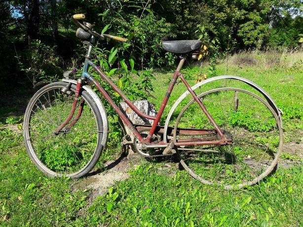 Rower zabytkowy