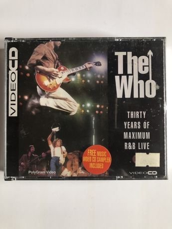 VideoCD Triplo - The Who