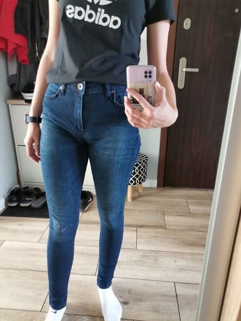 Spodnie jeansowe Lee Cooper