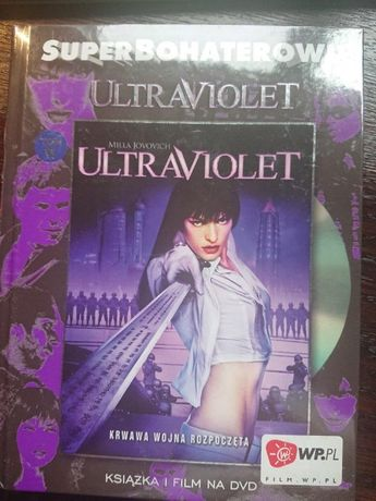 Mila Jovovich w filmie ULTRAVIOLET na dvd