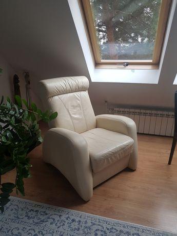 Fotel rozkładany Kler stan bardzo dobry