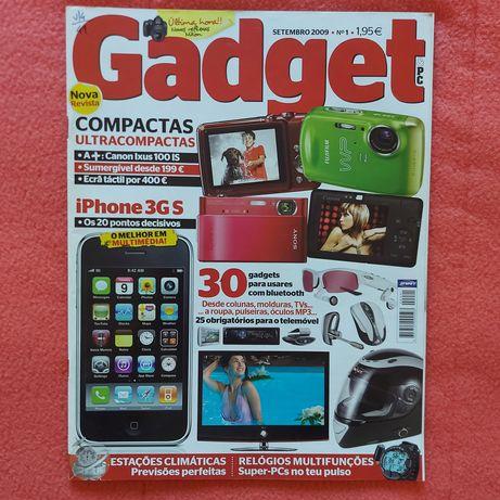 Revista Gadget #1 ao #100