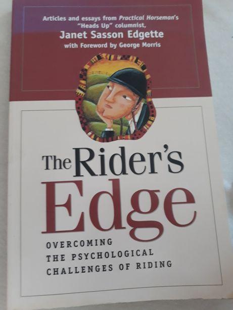 The riders edge. Janet Sasson Edge