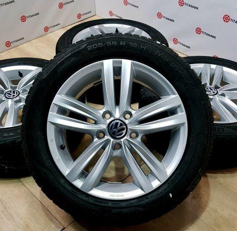 Диски VW R16 5x112 Passat Golf Caddy Touran Jetta Skoda Octavia Superb