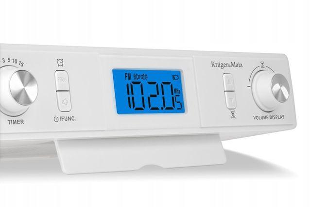 Radio kuchenne Kruger&Matz PODWIESZANE KM0817