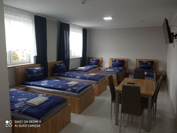 Pokoje dla pracowników ! Nowe Wysoki standard