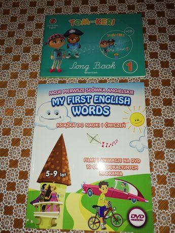 Książeczki do nauki angielskiego dla dzieci