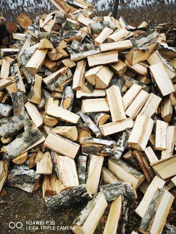 Drewno opałowe..
