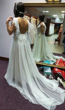 Suknia ślubna boho beatriz Gala