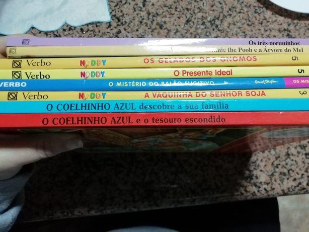 Livros historias