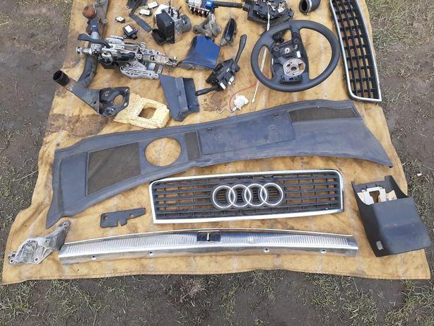 Części Audi A6 C5 1.9 tdi AWX. LZ5D 2004 rok. AVANT