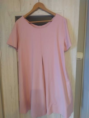 Elegancka ciążową sukienka XL