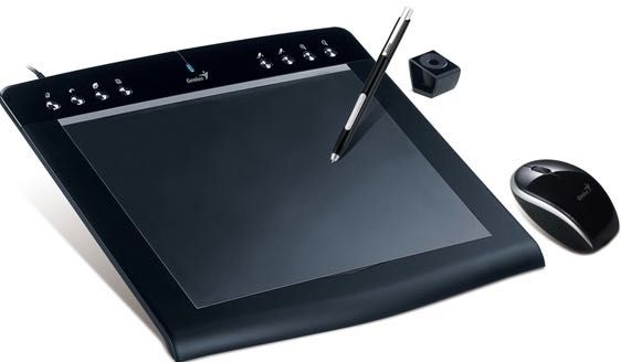 Tablet graficzny Genius PenSketch M912A