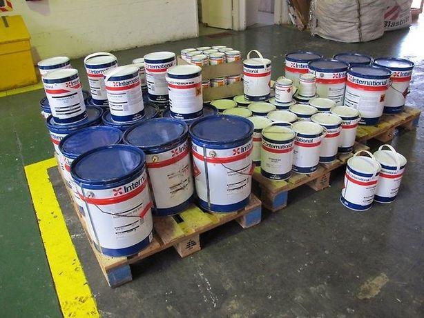 Корабельная полиуретановая краска,эпоксидный грунт,необрастайка-Hempel