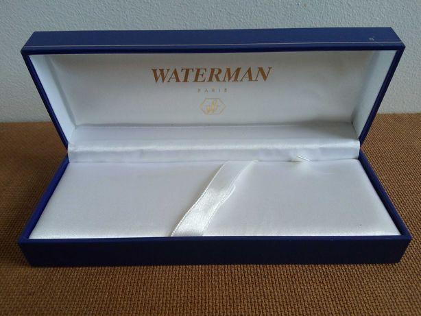 Caixa Vazia Waterman Paris caneta de tinta permanente
