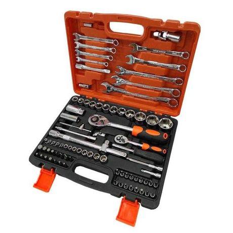 Mala de ferramentas com 82 peças Novas