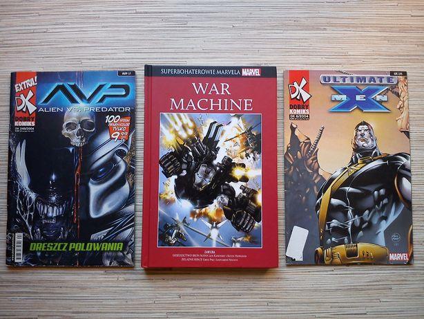 Komiks komiksy marvel obcy vs. predator x-men
