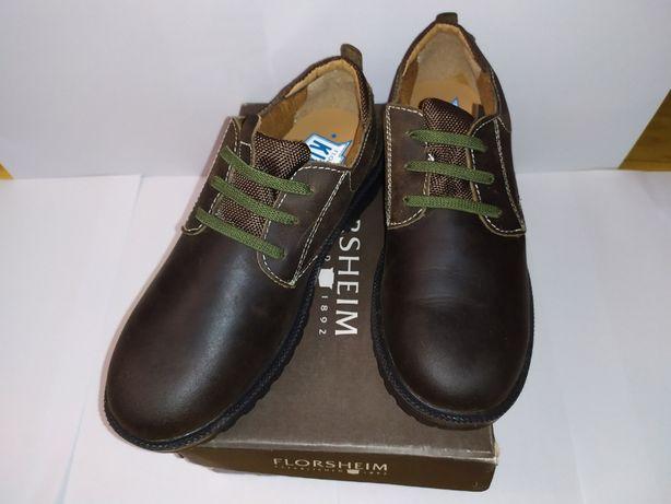 Туфлі шкіряні Florsheim 35 р.